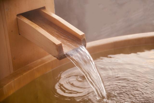 檜風呂、リフォーム、風呂