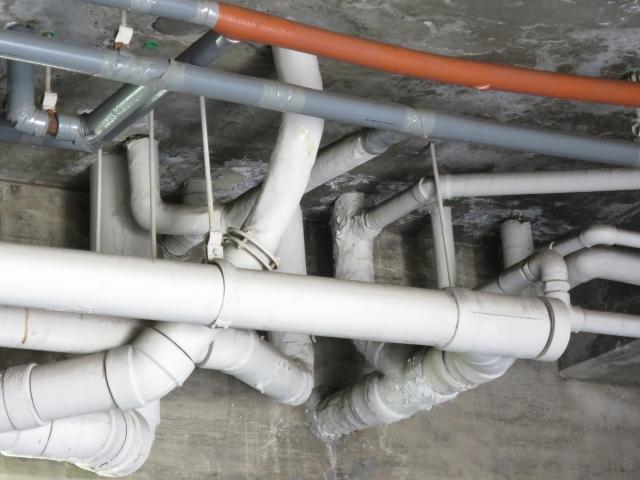 排水管、配管